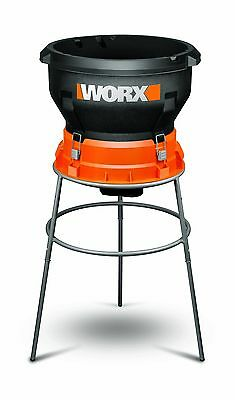 WORX WG430 13 Amp Electric Leaf Mulcher/Shredder New