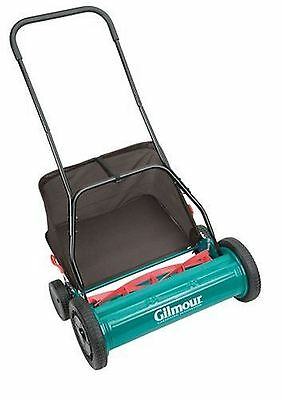 Gilmour RM30 20-Inch Reel Mower with Grass Catcher New