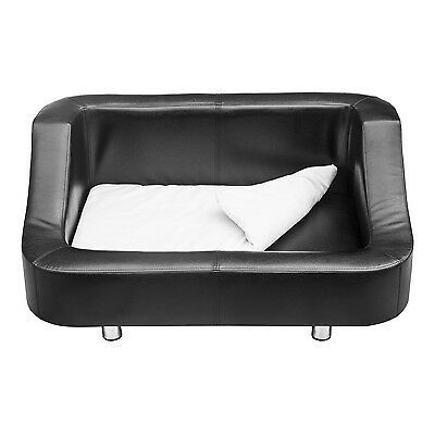PawHut D04-015 Luxury Pet Sofa Couch Bed Dog Cat Beds Puppy House Chair S... New