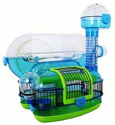 JW Pet Company Petville Habitats Roll-A-Coaster Animal Habitat Small Green New