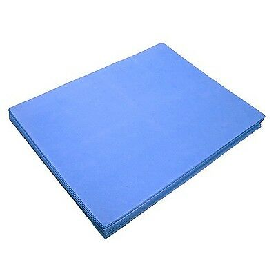 "Copen Blue Fun Foam Sheet 9"" X 12"" X 1/16"" Thick (12 Pcs/Pack) New"