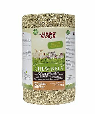 Living World Chew-nels Alfalfa Large New