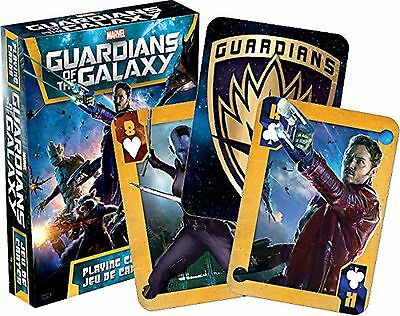 Aquarius Guardians of The Galaxy Movie Playing Cards New