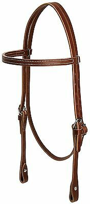 Weaver Leather Horizons Browband Headstall Sunset New