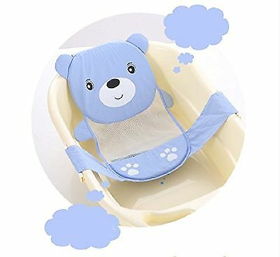 Yosoo Adjustable Thicken Newborn Baby Bath Seat Support Net Bathtub Sling... New
