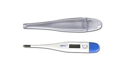 Safety 1st 0010431A 10 sec Rectal / 20 sec Oral Flex Thermometer New