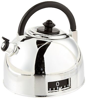 Kate Aspen It's About Time Baby is Brewing Teapot Timer New
