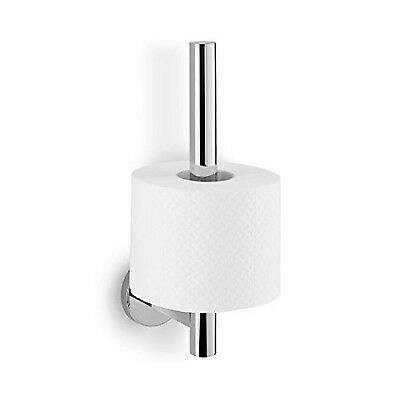 Zack 40053 Scala Wall Mounted Spare Toilet Roll Holder 9.84 by 2.36 by 4.... New