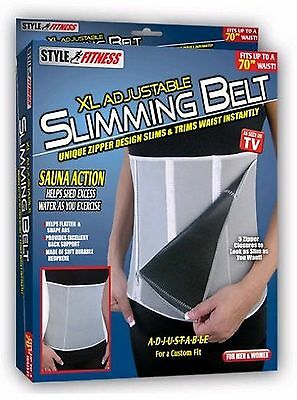 Slimming Belt One Color One Size New