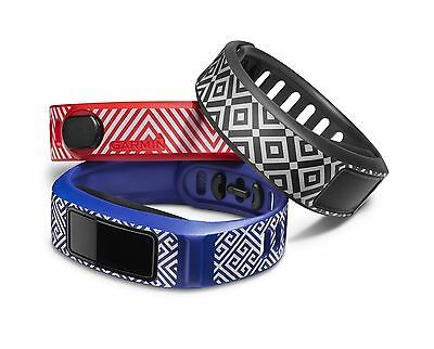 Garmin Vivofit 2 Style Collection Wrist Bands (Small) New