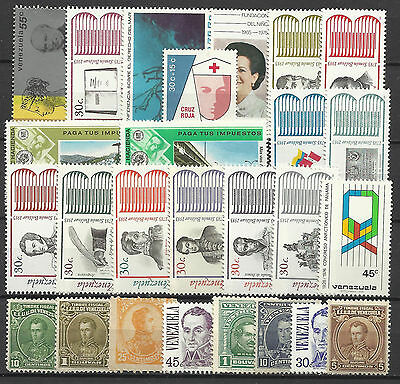 VENEZUELA STAMP COLLECTION PACKET of 25 DIFFERENT Stamps NICE SELECTION