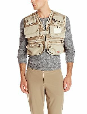 Eagle Claw Adult Mesh Fishing Vest (Large) Large New