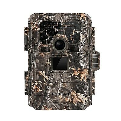 TEC.BEAN 12MP 1080P HD Game & Trail Hunting Camera No Glow Infrared Scout... New