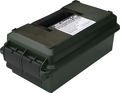 MTM Molded Products Company 30 Caliber Ammo Can Forest Green New