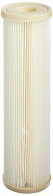 Pentek ECP1-10 Pleated Cellulose Polyester Filter Cartridge 9-3/4-Inch x ... New