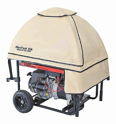 GenTent Safety Canopies 10k Running Cover for Portable Generators-Univers... New