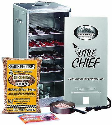 Smokehouse Products Little Chief Front Load Smoker New