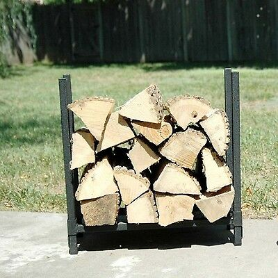 Woodhaven 2' Firewood Rack New