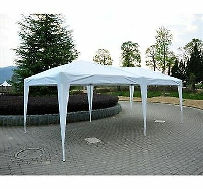 Outsunny Pop-up Party Tent Without Walls 10'x 20' New