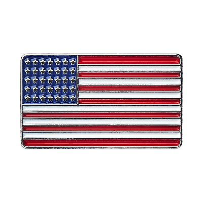 USA United States Flag Patriotic Lapel Pin by Puentes Denver New