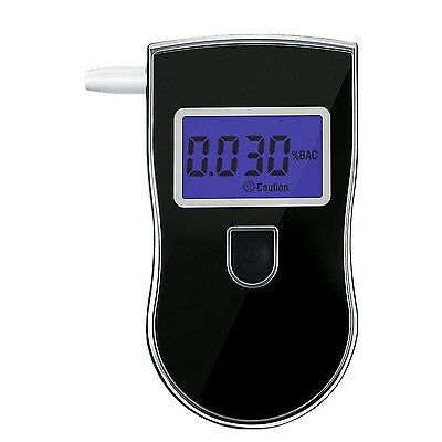 Professional Breathalyzer Patec Portable Breath Alcohol Tester With LCD S... New
