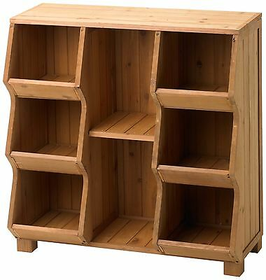 Merry Products Garden Cubby Storage Unit New