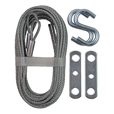 Ideal Security Inc. SK7112 Garage Door Extension Cable Galvanized New