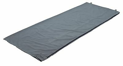 ALPS Mountaineering MicroFiber Rectangle Sleeping Bag Liner New