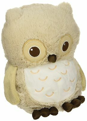 Cloud B Sunshine Owl Toy Natural New