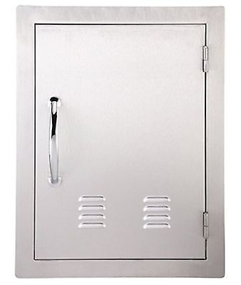 SUNSTONE A-DV1724 17-Inch by 24-Inch Vertical Door with Vents New