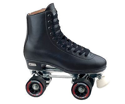 Chicago Men's Leather Lined Rink Skate (Size 13) New