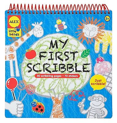 ALEX Toys - Early Learning First Scribble - Little Hands 1502 New