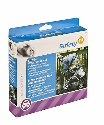 Safety 1st Stroller Weather Shield New