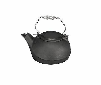 Pleasant Hearth Kettle Steamer 3-Quart Black New
