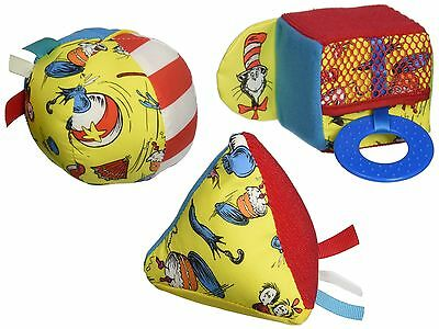 Manhattan Toy Set Dr. Seuss The Cat in the Hat New