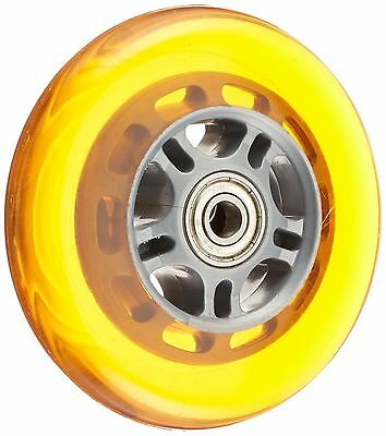 Razor 134932-or Scooter Replacement Wheels Set with Bearings Orange New