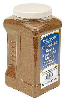 Frankford Arsenal 881538 Brass Cleaning Walnut Media New