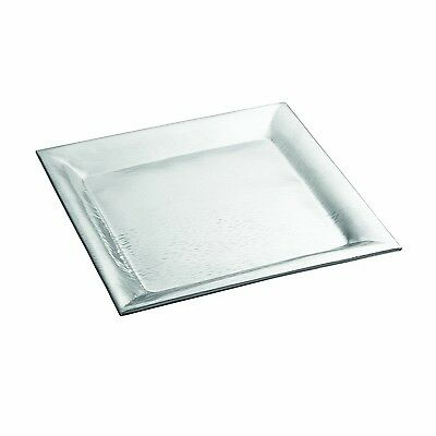 TableCraft Products Remington Collection 16-Inch Square Serving Tray 18-I... New