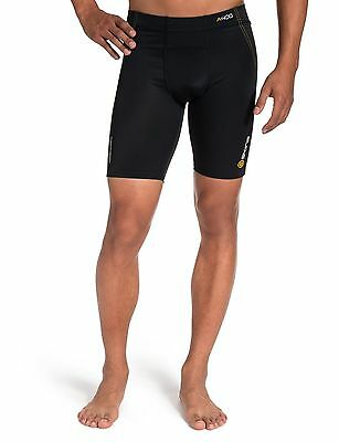 SKINS Men's A400 Compression Power Shorts Black X-Large New
