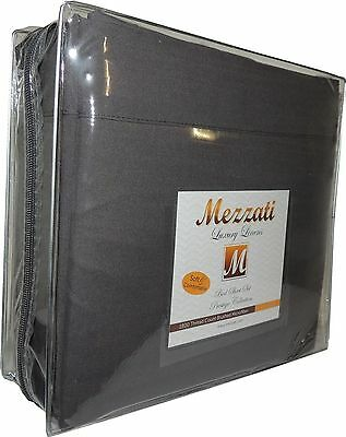 Mezzati Luxury Bed Sheets Set - Sale - Best Softest Coziest Sheets Ever! ... New