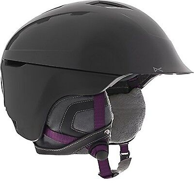 Womens Anon Galena Helmet Black Small New