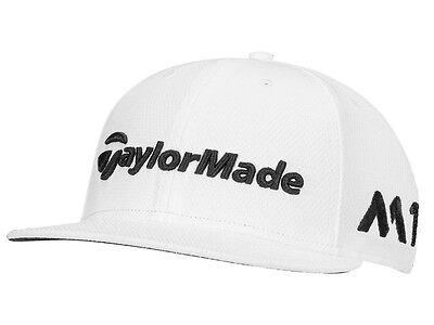 Taylormade Tour New Era 9Fifty Cap - White