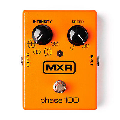 MXR M107 Phase 100 Effects Pedal