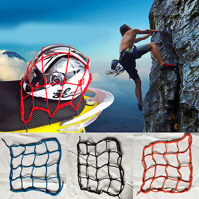 Motorcycle Luggage Hooked Net Carry Helmet/Goods/Cargo Convenient String Bag HOT