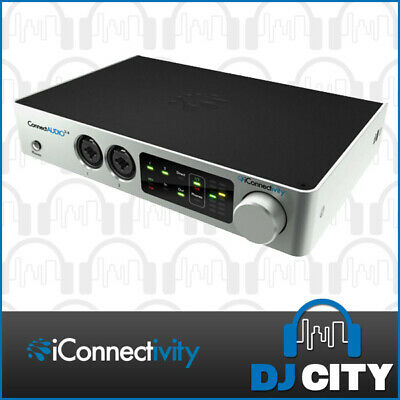 iConnectivity Audio2/4 USB Audio Interface 2 Inputs / 4 Outputs - iOS Compatible