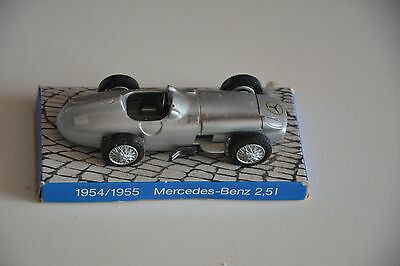 Silberpfeil Mercedes Benz 1954/55 in 1:43