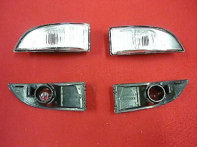 RENAULT Megane MK3 wing mirror side indicator signal light left&right