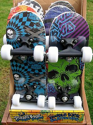 New Satchel Skateboards 17 X 5 Inches Junior Children's, Learn To Ride L@@k