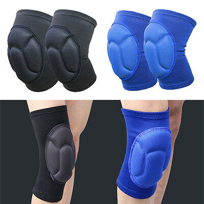 Volleyball Cycling Thickening Knee Pad Eblow Brace Support Lap Knee Protector