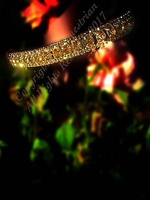 Bling Browband Equestrian 3 Rows Mega Sparkly